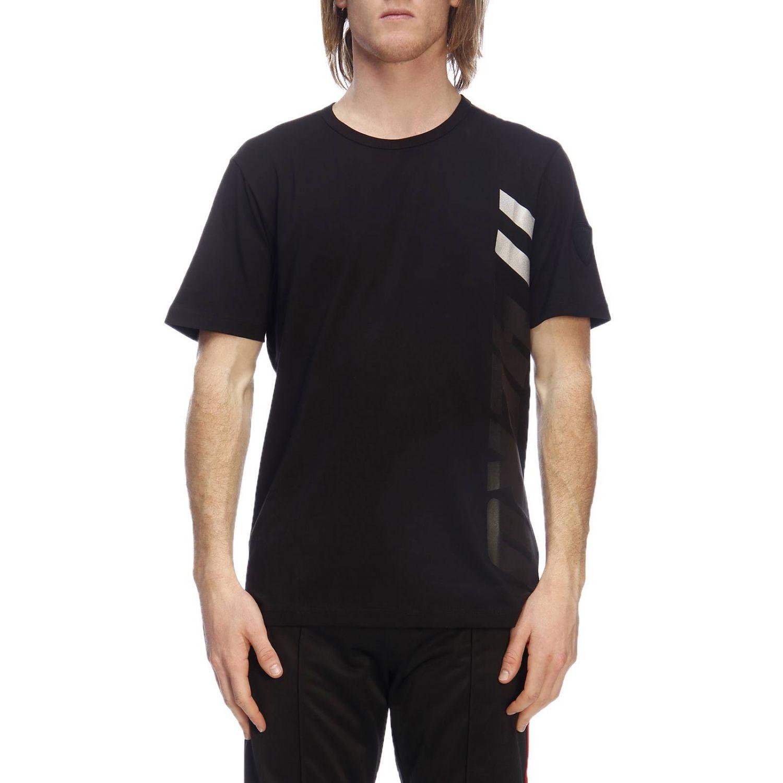 T-shirt men Rossignol black 1