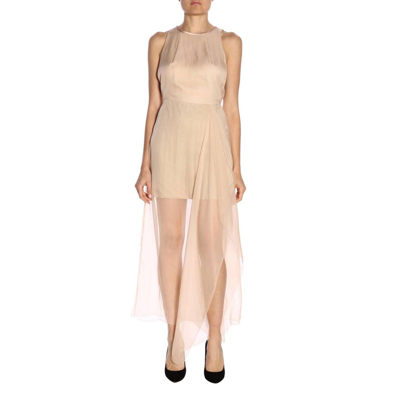 Robes Emporio Armani: Robes femme Emporio Armani poudre 1
