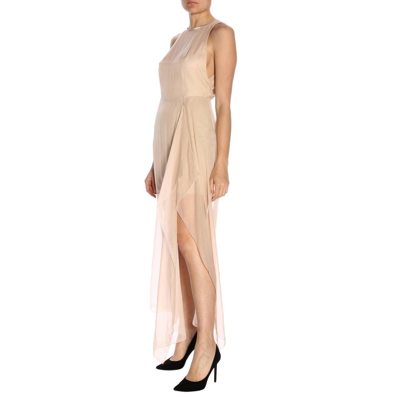 Robes Emporio Armani: Robes femme Emporio Armani poudre 2