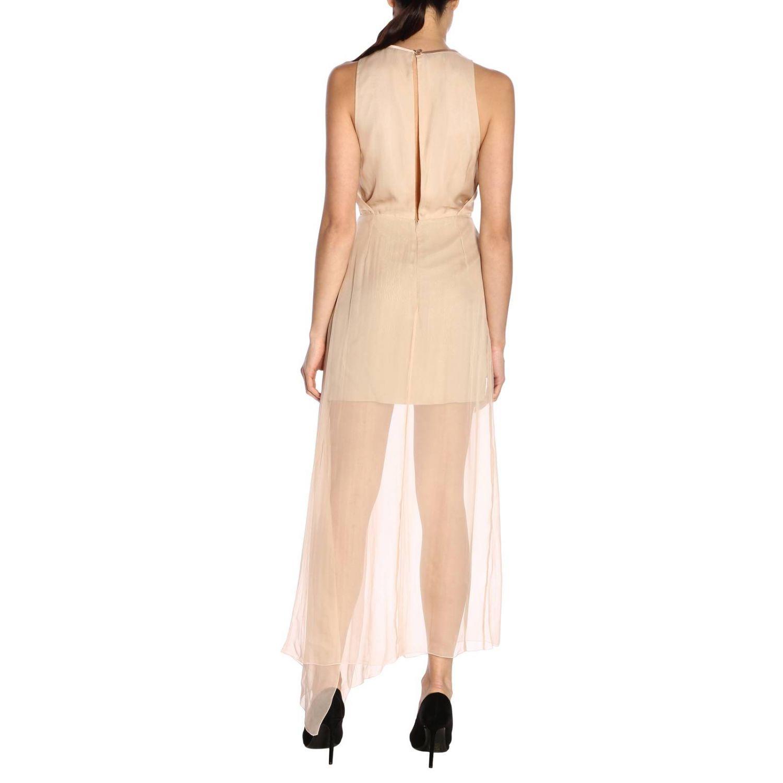 Robes Emporio Armani: Robes femme Emporio Armani poudre 3