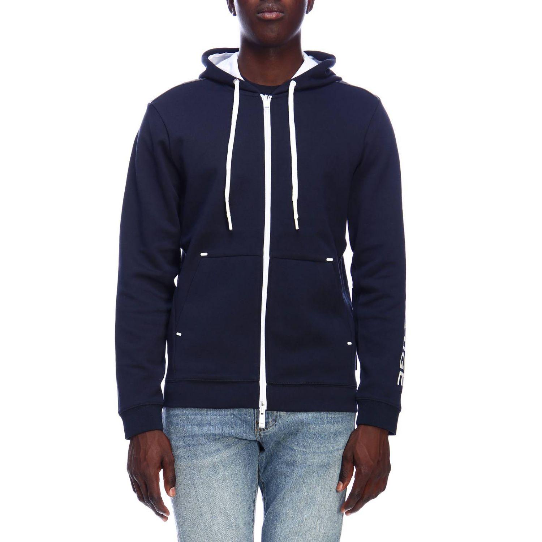 Jersey hombre Armani Exchange azul marino 1