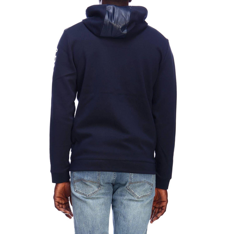 Jersey hombre Armani Exchange azul marino 3