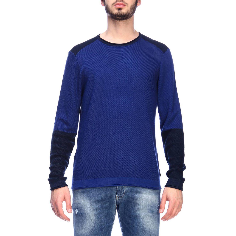 Jumper men Armani Exchange blue 1