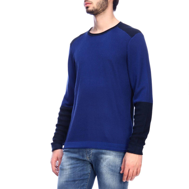 Jumper men Armani Exchange blue 2