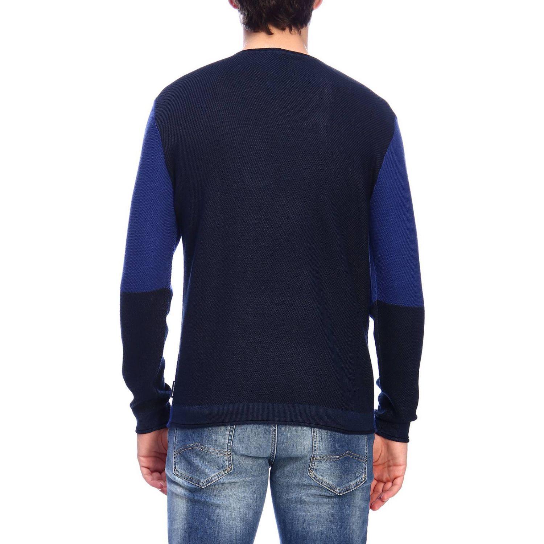 Jumper men Armani Exchange blue 3