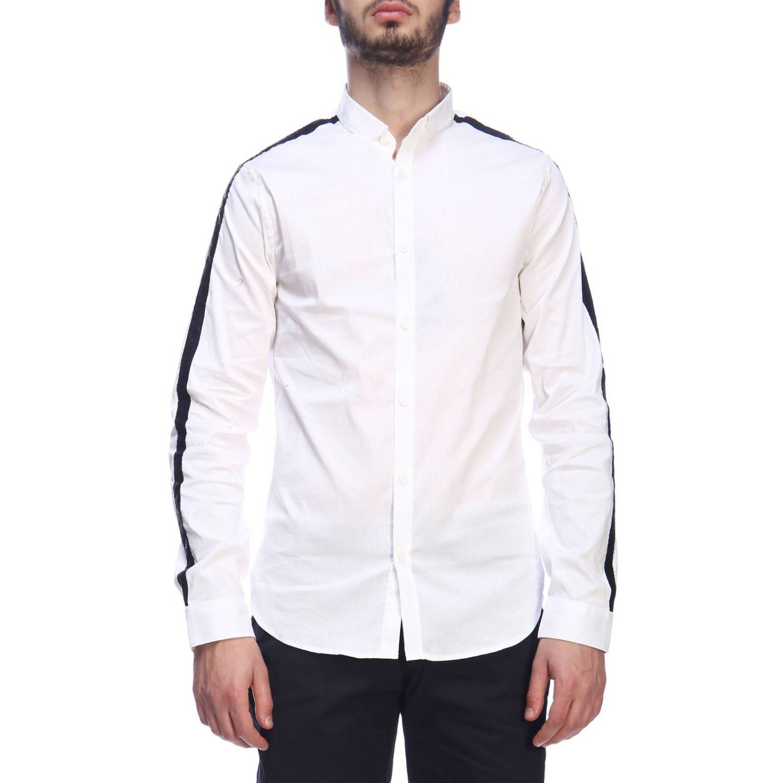 Camisa hombre Armani Exchange blanco 1