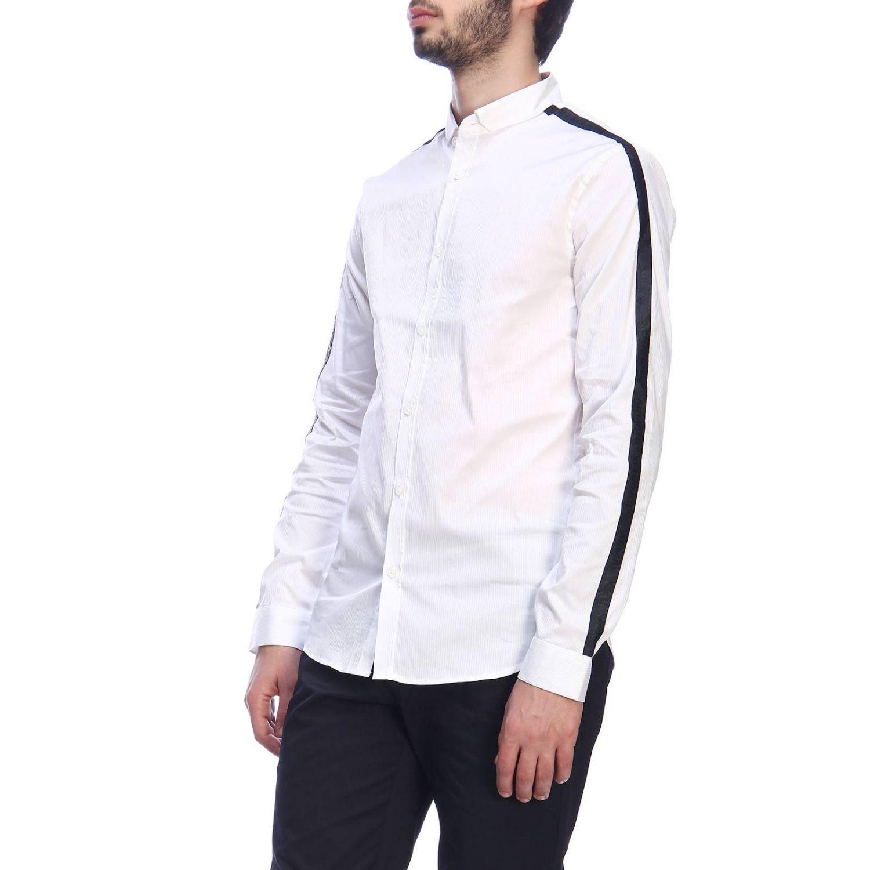 Camisa hombre Armani Exchange blanco 2