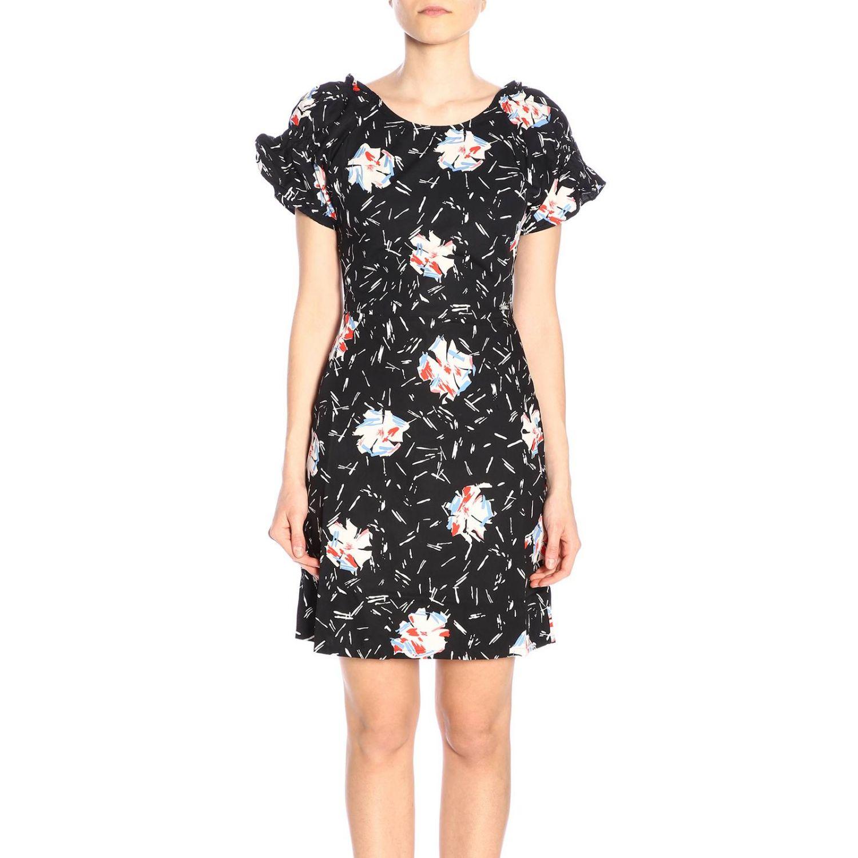 Dress Armani Exchange: Dress women Armani Exchange black 1
