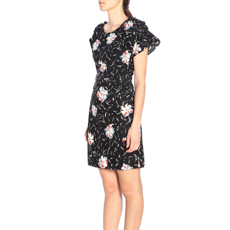 Dress Armani Exchange: Dress women Armani Exchange black 2