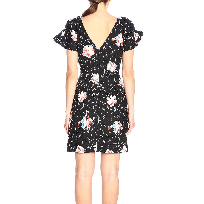 Dress Armani Exchange: Dress women Armani Exchange black 3