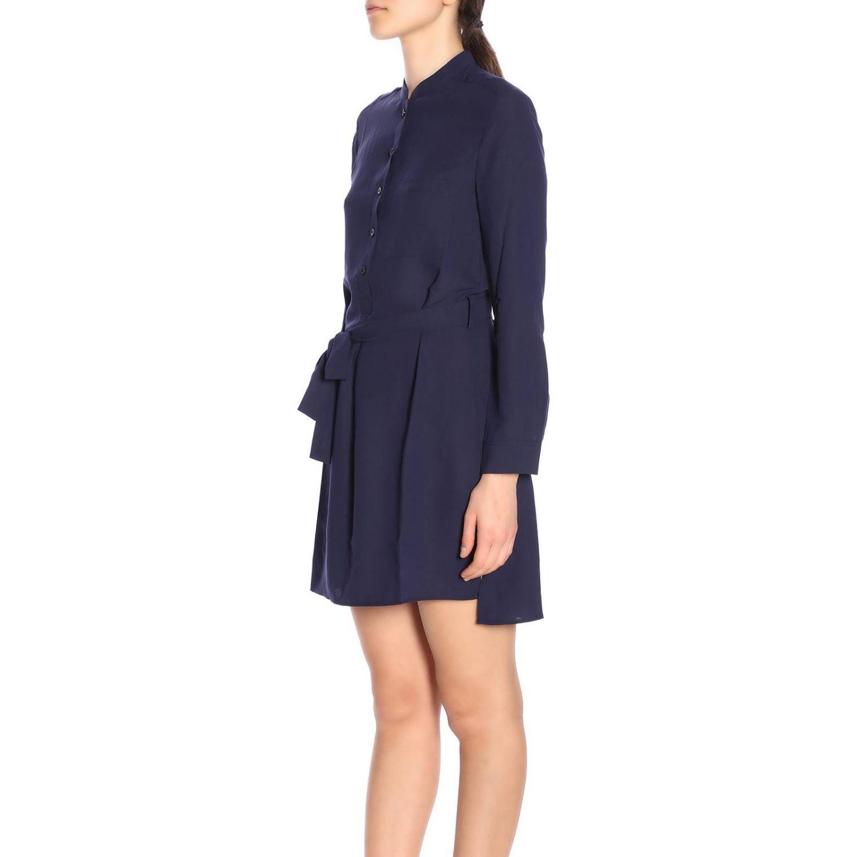 Robes femme Armani Exchange bleu 2