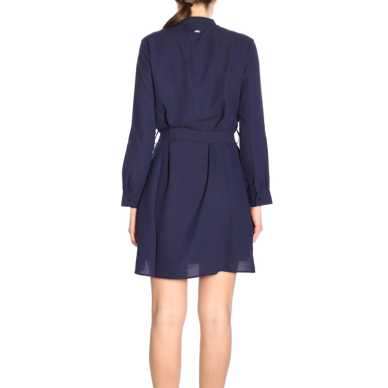 Robes femme Armani Exchange bleu 3