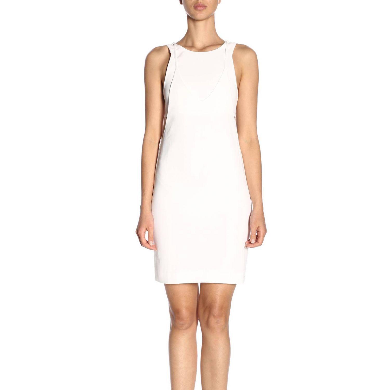 Dress women Armani Exchange white 1