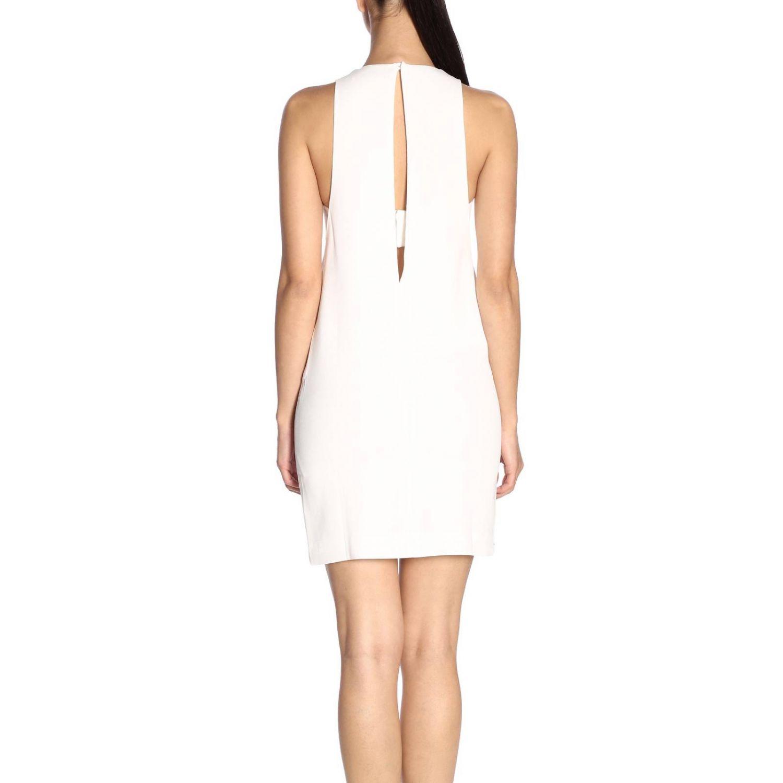 Dress women Armani Exchange white 3