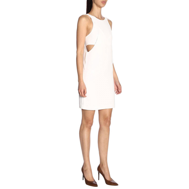 Dress women Armani Exchange white 4