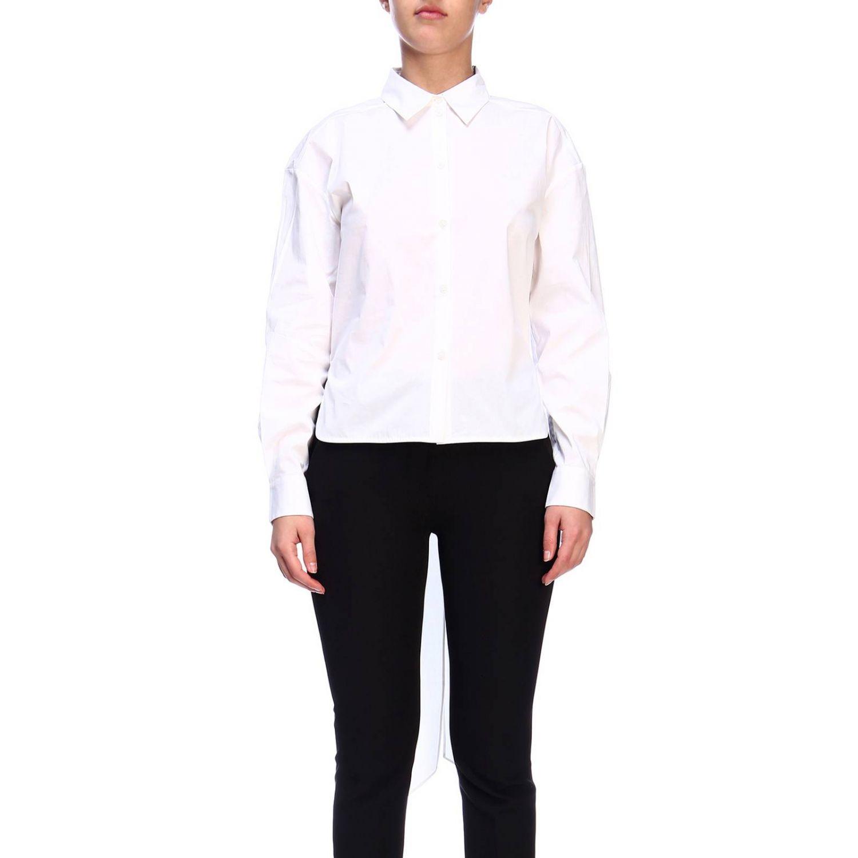 Shirt women Armani Exchange white 1