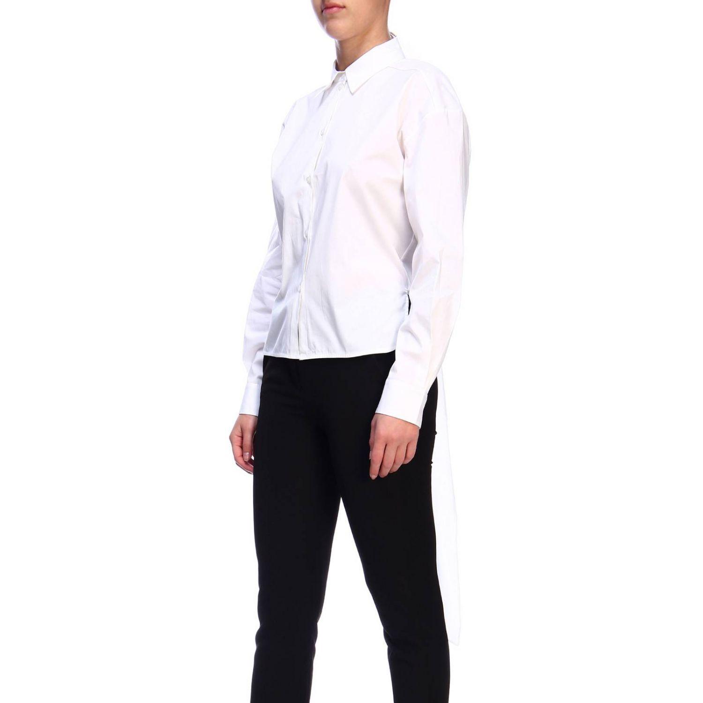 Shirt women Armani Exchange white 2