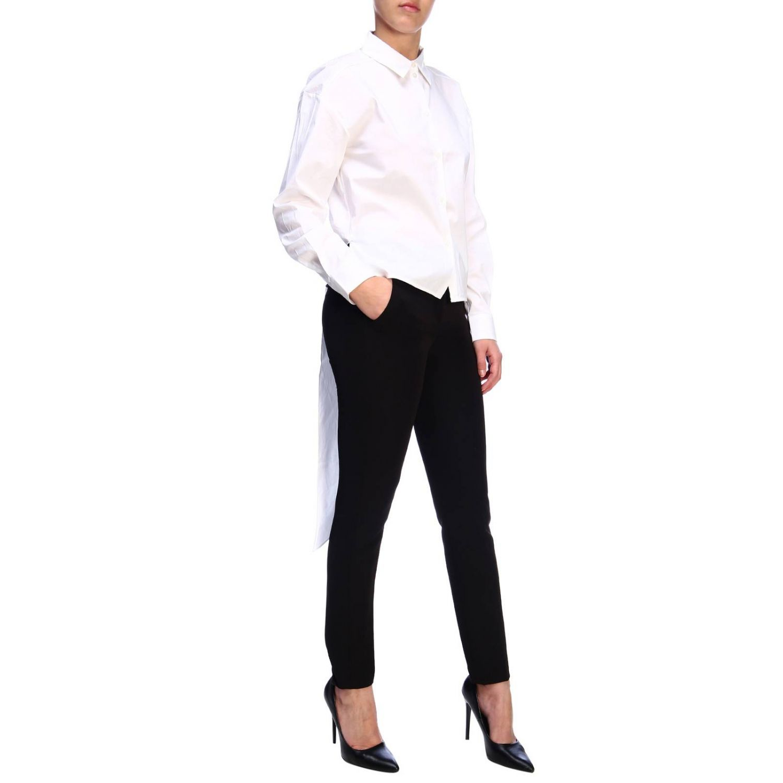 Shirt women Armani Exchange white 5