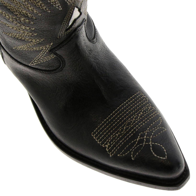 Chaussures femme Golden Goose noir 3