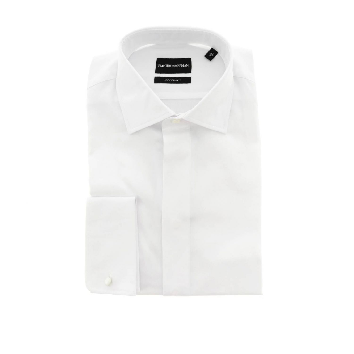 Shirt men Emporio Armani white 1