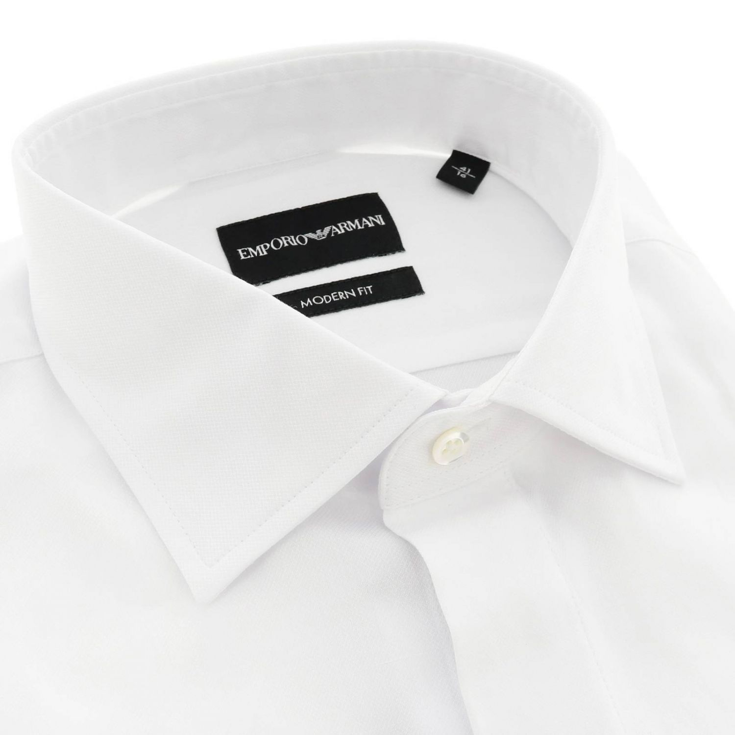 Shirt men Emporio Armani white 2