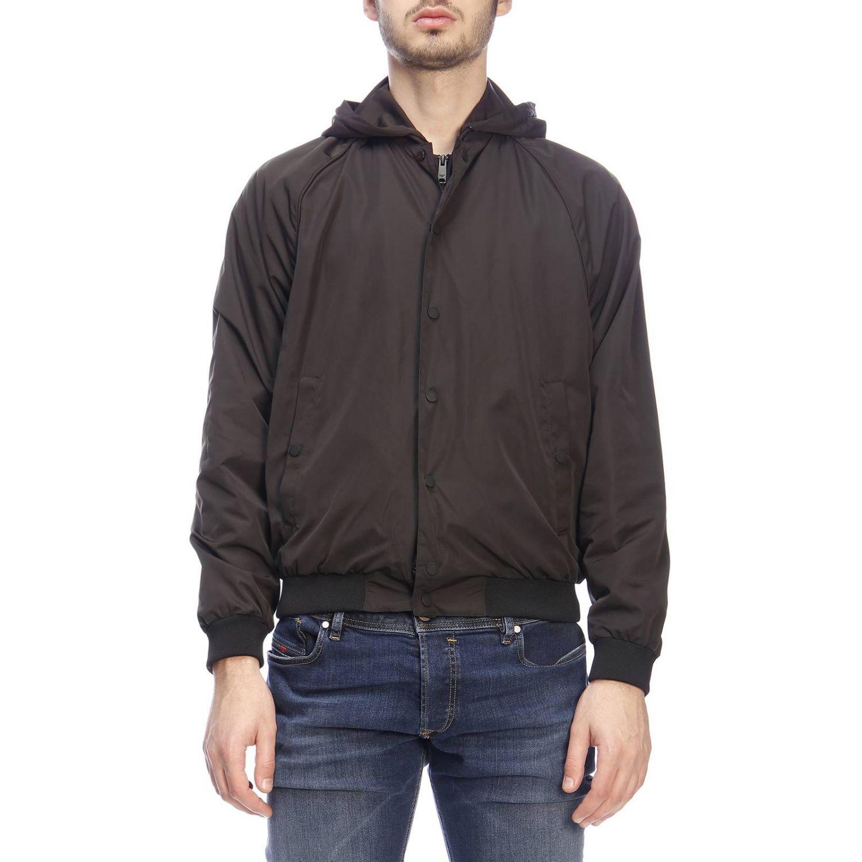 Jacket Emporio Armani: Jacket men Emporio Armani black 1