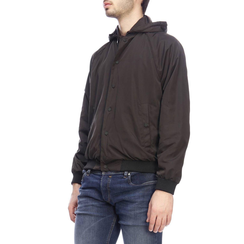 Jacket Emporio Armani: Jacket men Emporio Armani black 2