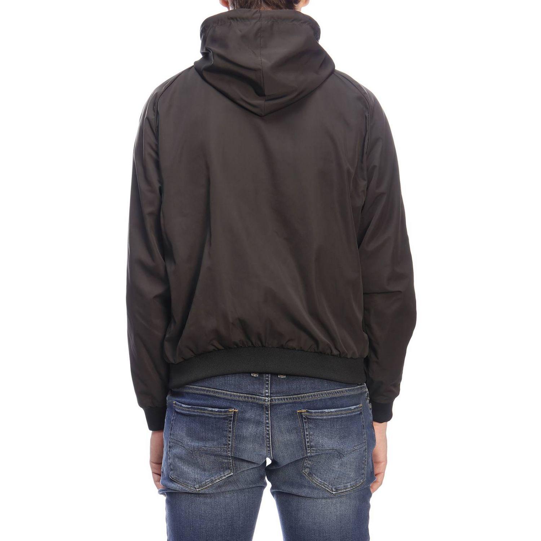 Jacket Emporio Armani: Jacket men Emporio Armani black 3