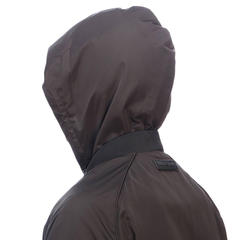 Jacket Emporio Armani: Jacket men Emporio Armani black 4