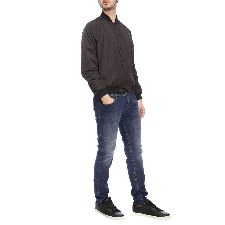 Jacket Emporio Armani: Jacket men Emporio Armani black 5