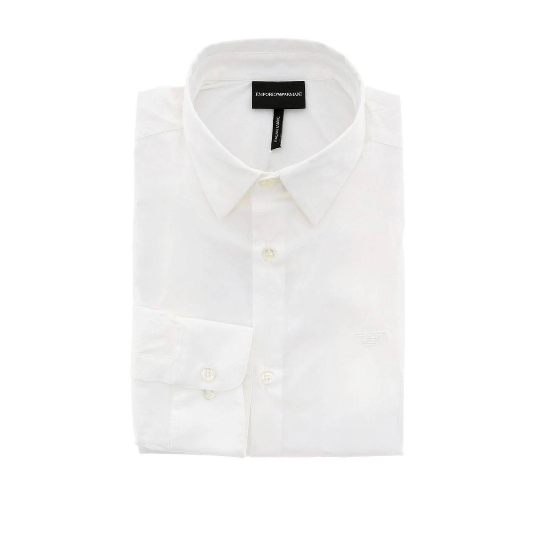 Shirt men Emporio Armani white 1