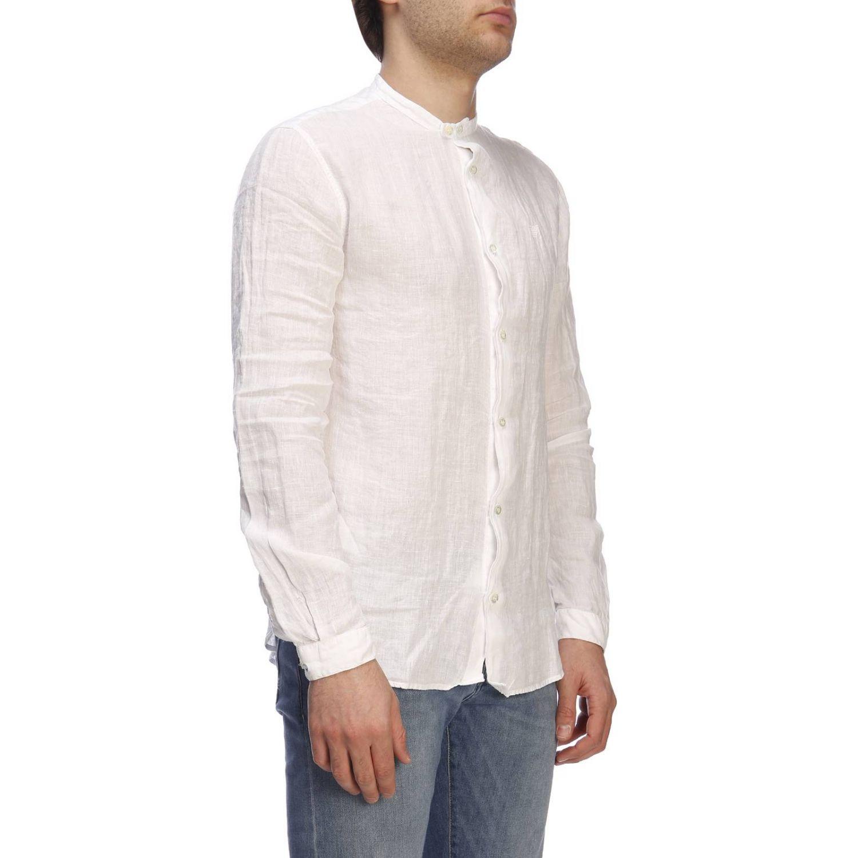 Chemise homme Emporio Armani blanc 2