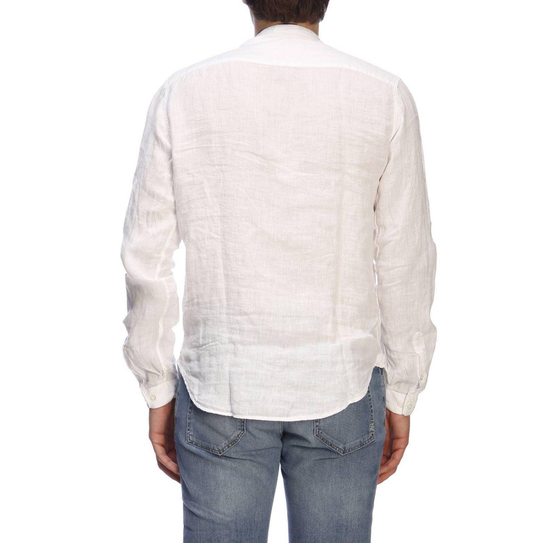 Chemise homme Emporio Armani blanc 3