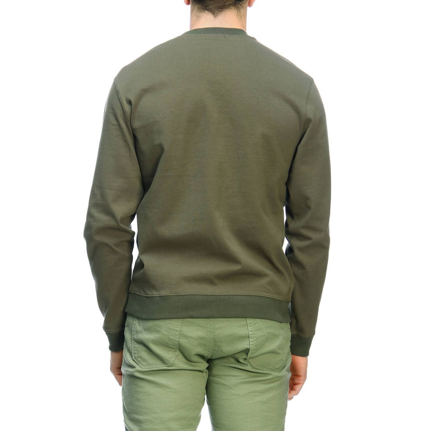 Sweater men Fred Perry military 3
