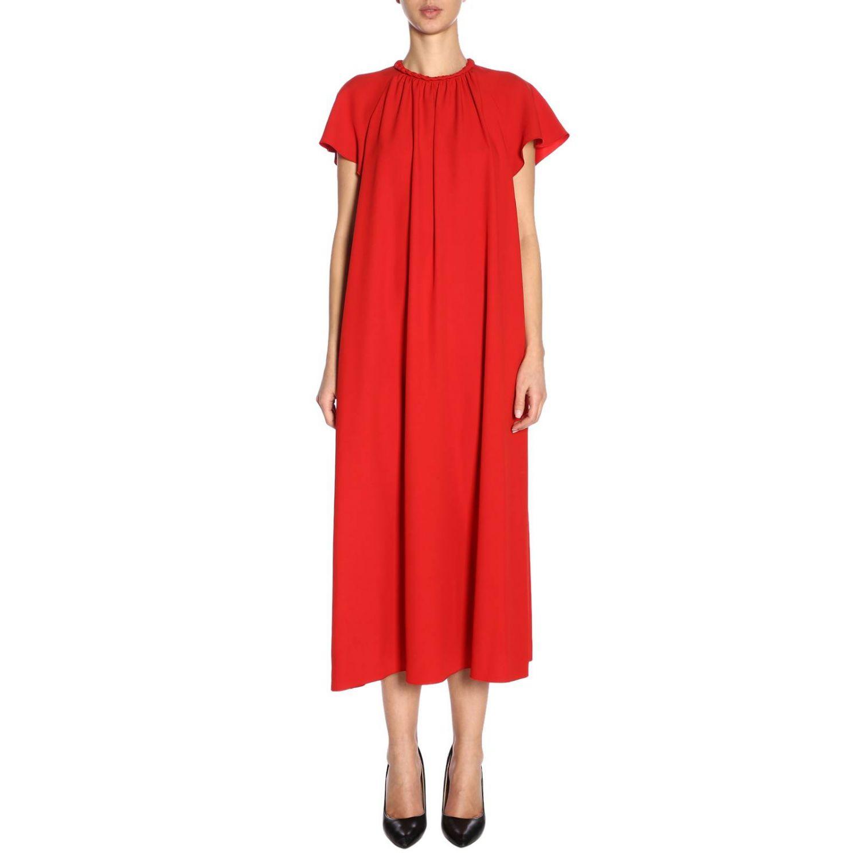 Dress Red Valentino: Dress women Red Valentino red 1