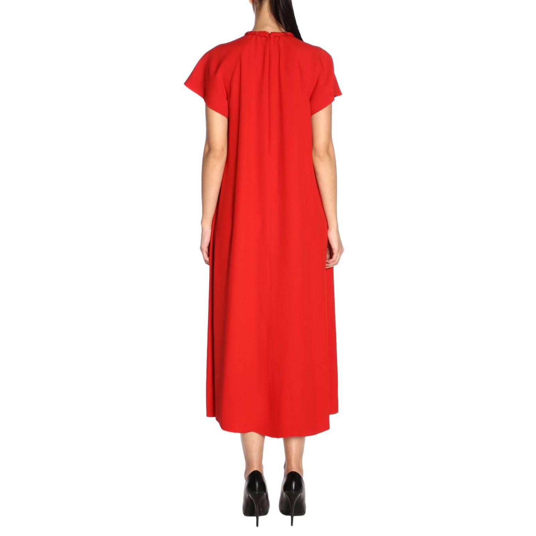 Dress Red Valentino: Dress women Red Valentino red 3