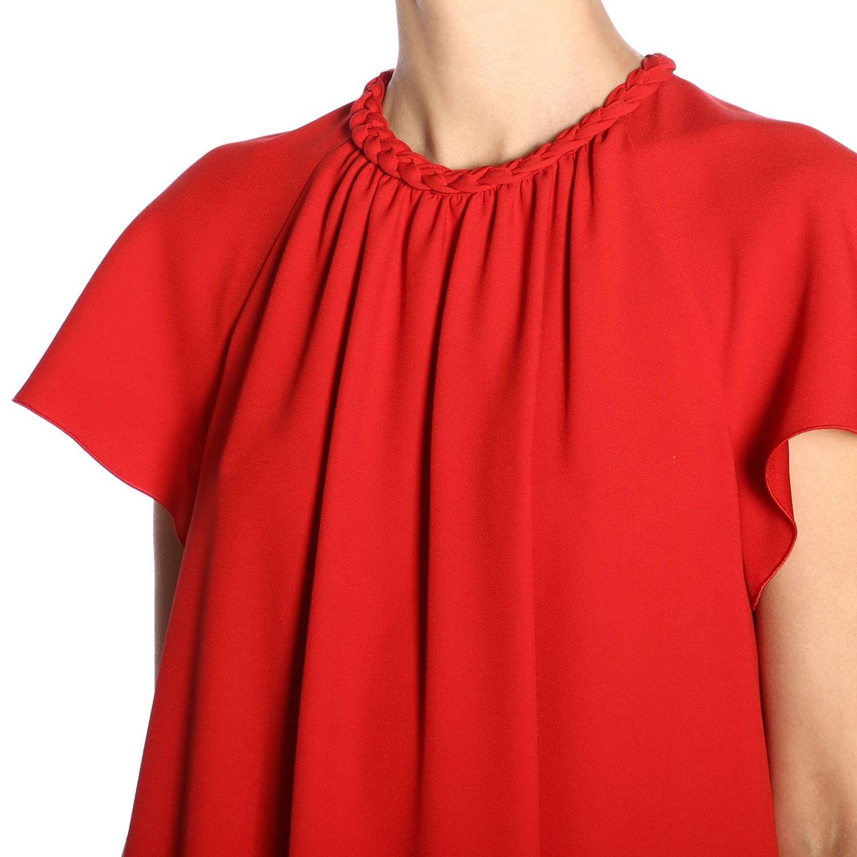 Dress Red Valentino: Dress women Red Valentino red 4