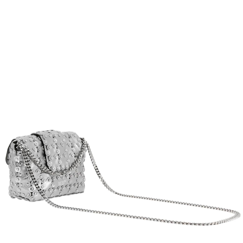 Shoulder bag women Red Valentino silver 3