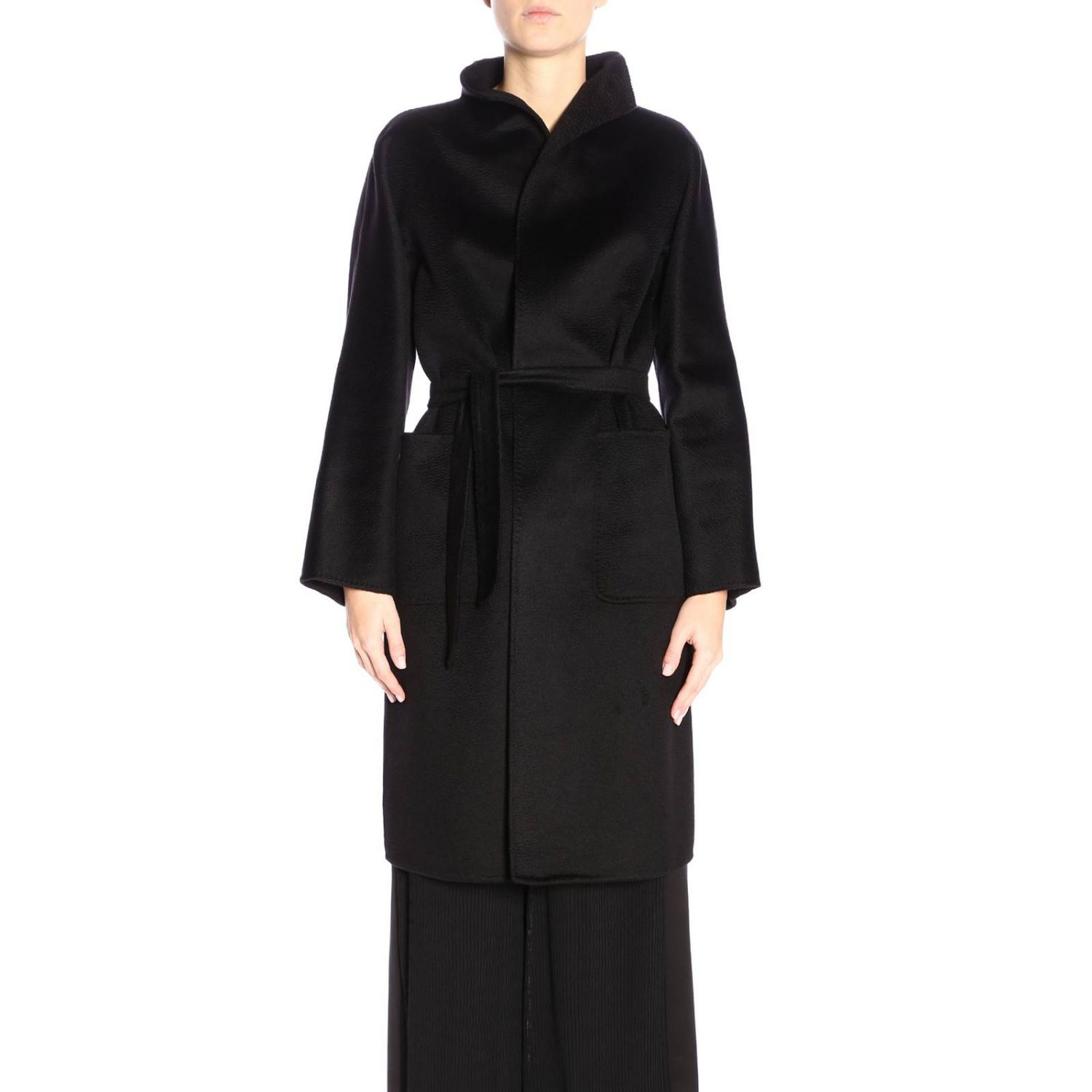 Coat Max Mara: Coat women Max Mara black 1