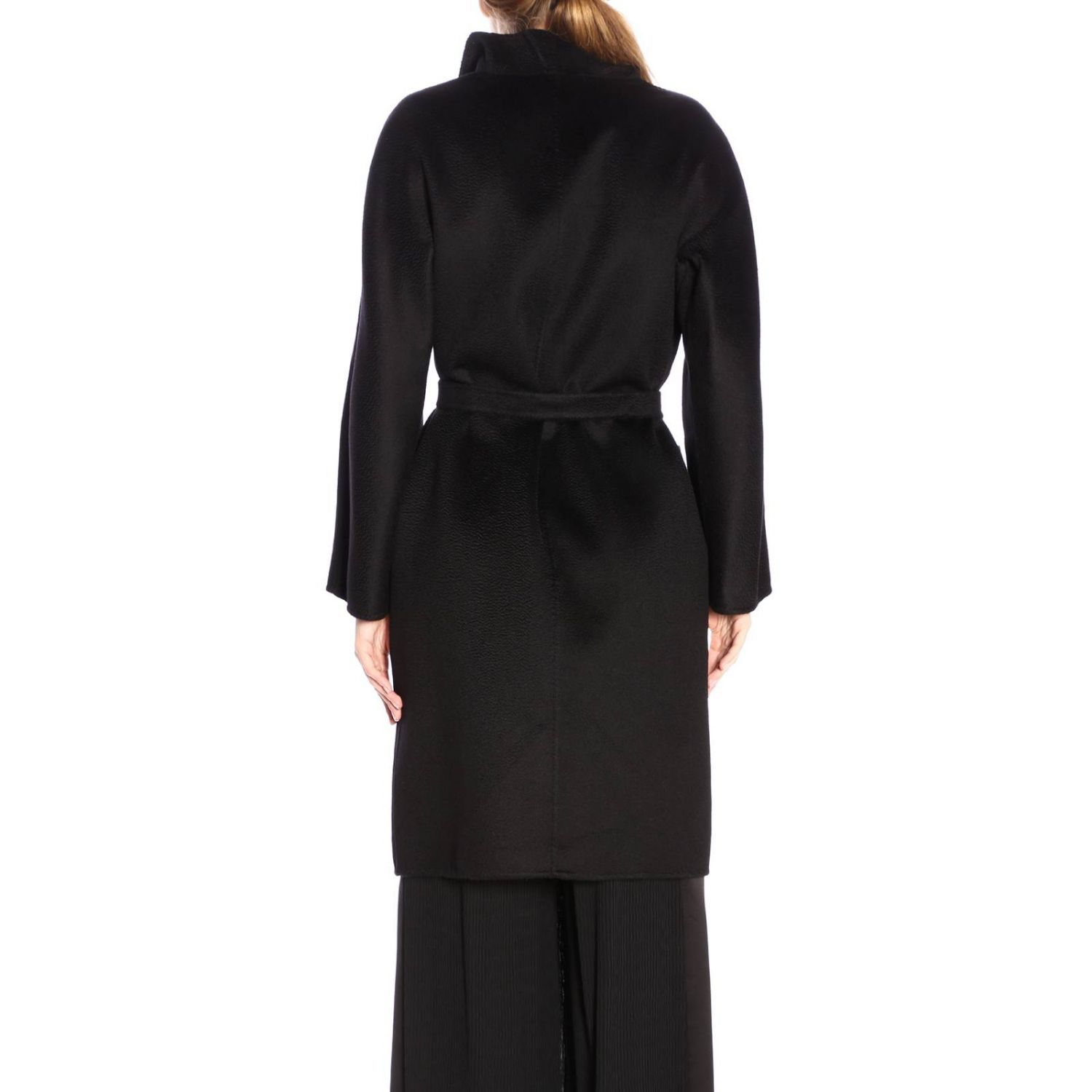 Coat Max Mara: Coat women Max Mara black 3