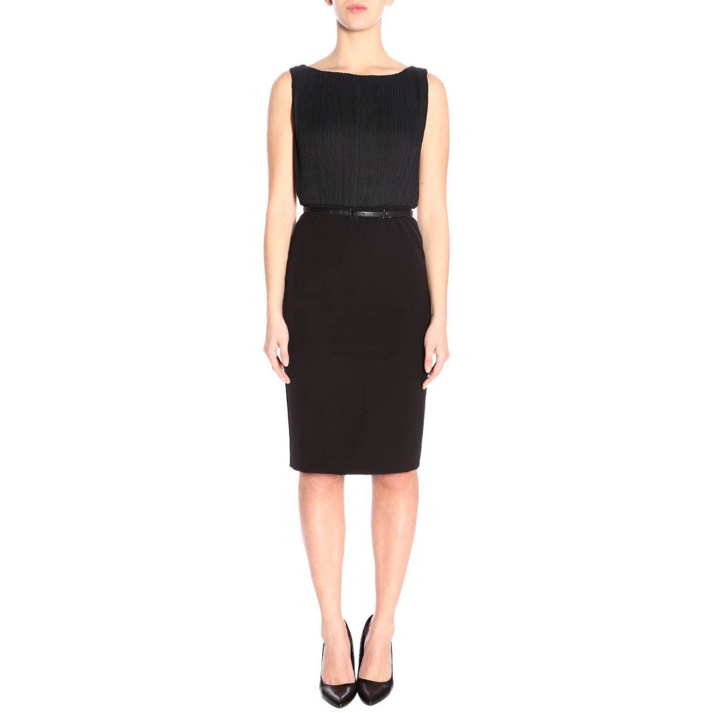 Dress Max Mara: Dress women Max Mara black 1