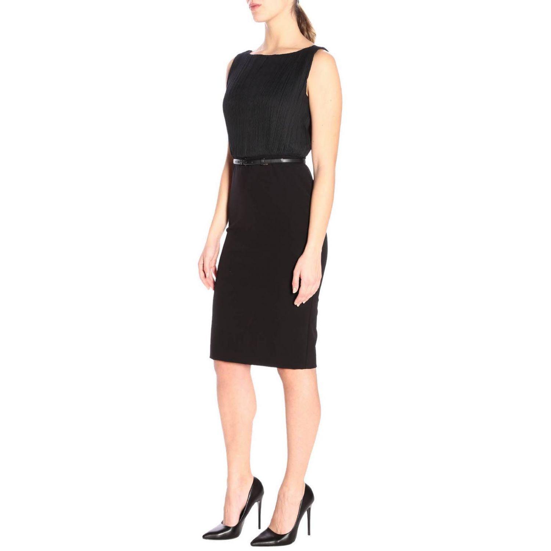 Dress Max Mara: Dress women Max Mara black 2