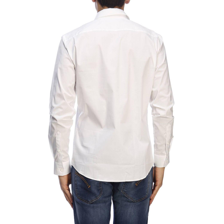 衬衫 男士 Roberto Cavalli 白色 3