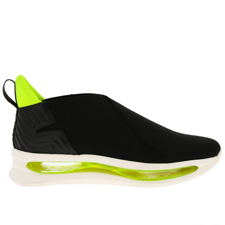 Schuhe damen Arkistar schwarz 1