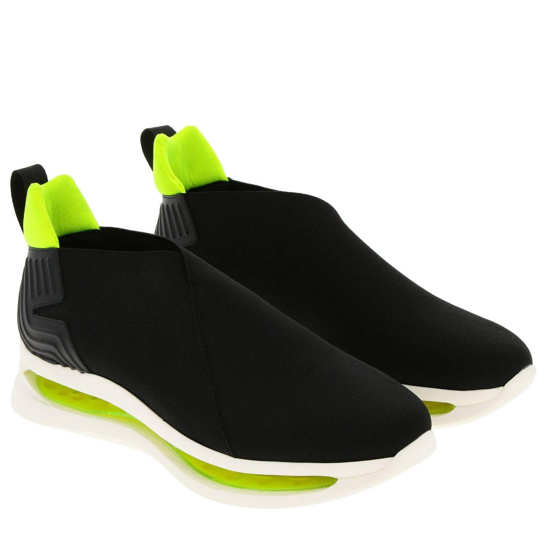 Schuhe damen Arkistar schwarz 2