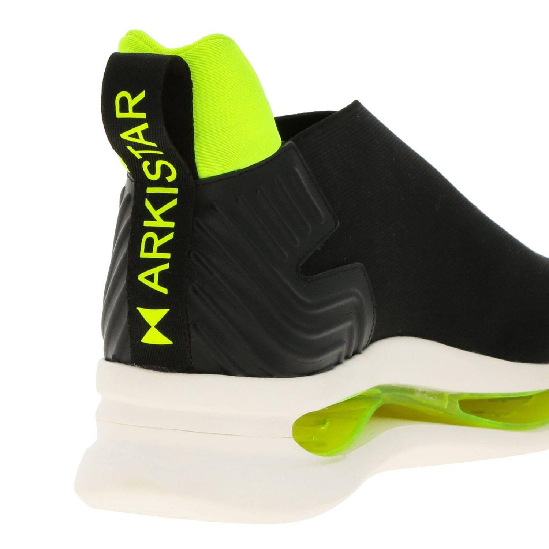 Schuhe damen Arkistar schwarz 4