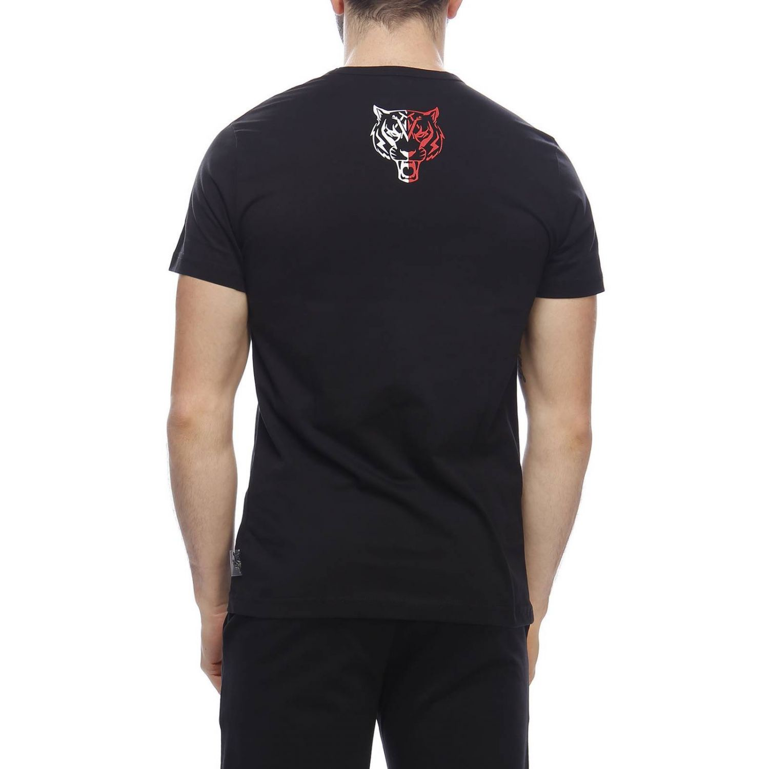 T-shirt men Plein Sport black 3