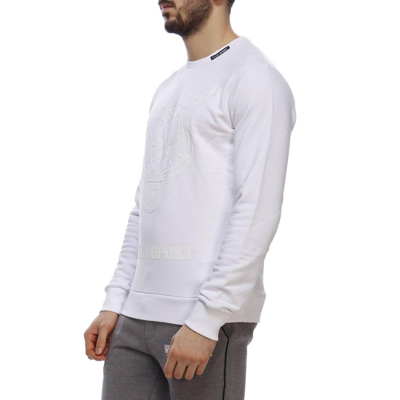 Sweater men Plein Sport white 2