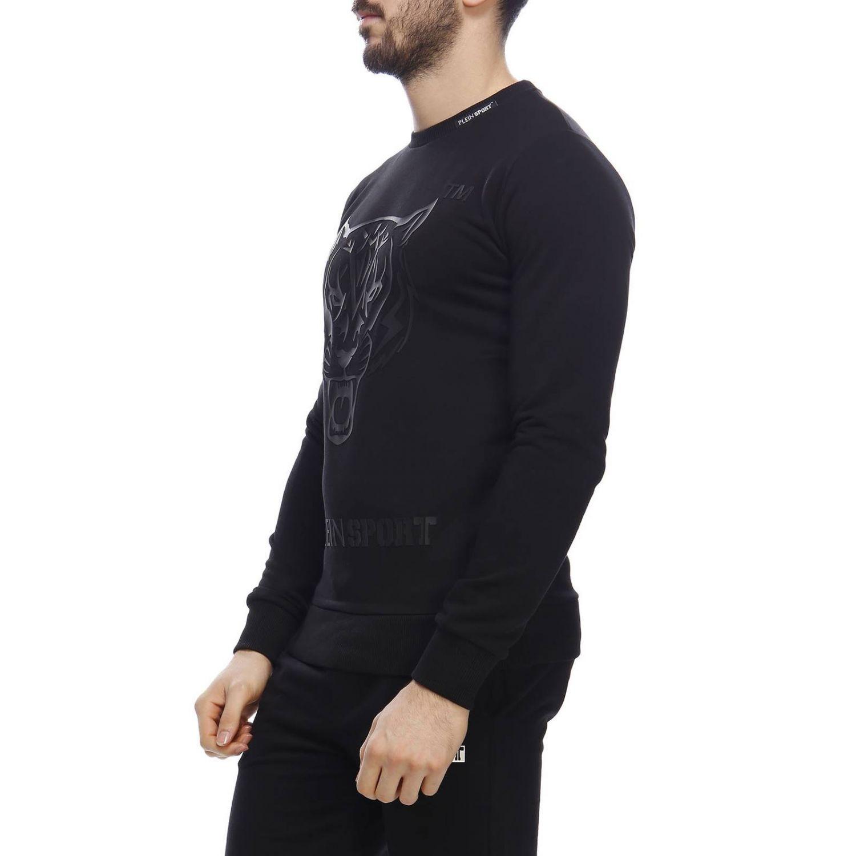 Pullover herren Plein Sport schwarz 2