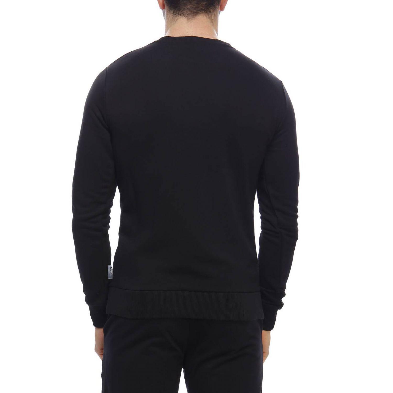Pullover herren Plein Sport schwarz 3